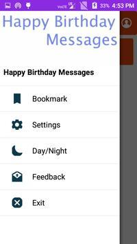 Happy Birthday Messages screenshot 2