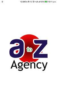 AtoZ Agency poster