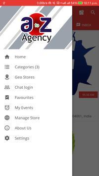AtoZ Agency screenshot 1