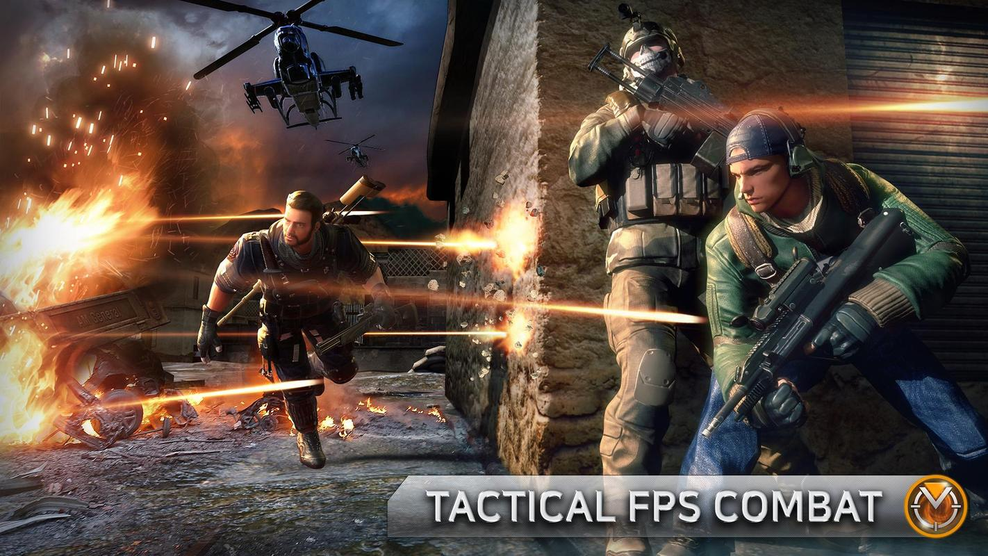 Combat Squad - Online FPS poster