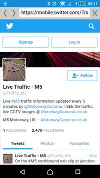 M5 Traffic News for Android - APK Download