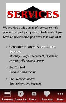 Dynamic Pest Control screenshot 1