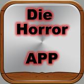 Die Horror App icon