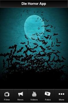 Die Horror App poster