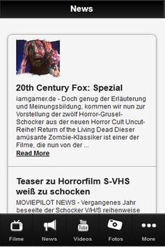 Die Horror App screenshot 1