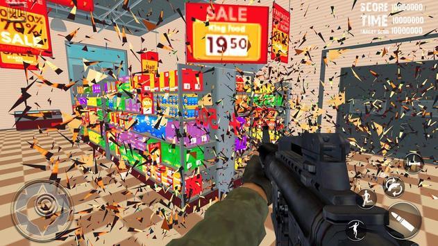 3 Schermata Ufficio Distruggere Distruzione Super Mercato