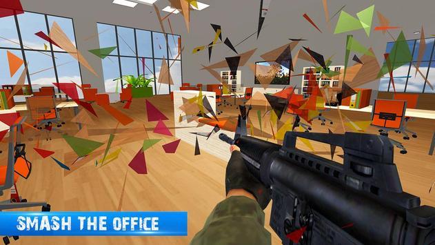 18 Schermata Ufficio Distruggere Distruzione Super Mercato