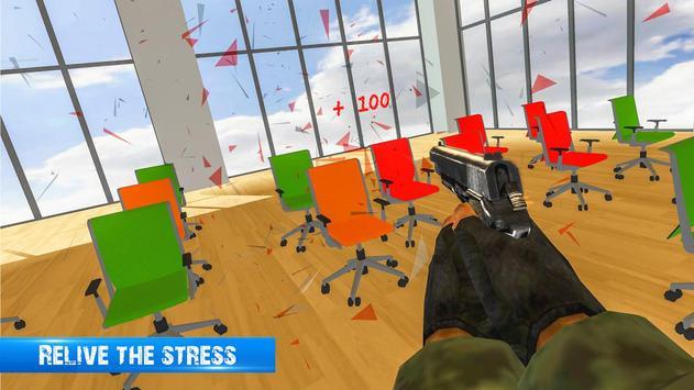 7 Schermata Ufficio Distruggere Distruzione Super Mercato