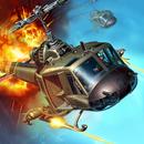 APK Gunship Aria Sciopero Combattimento Missione
