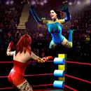 APK Woman Wrestling Mania Revolution Fighting