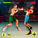 APK Ninja Punch Boxing Fighter Kung Fu Combat World