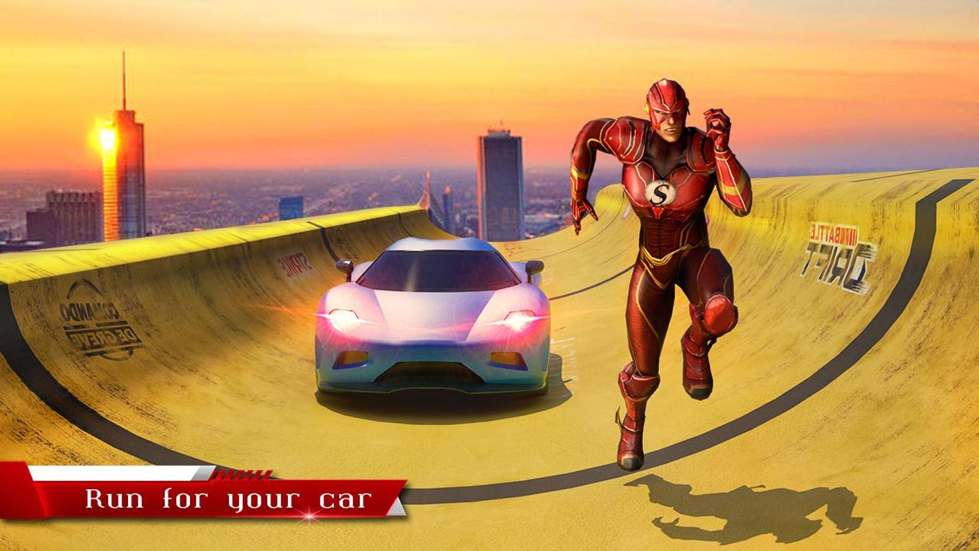 Batman & the flash: hero run for android free download.