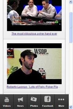 Poker Plus apk screenshot