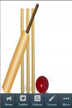 England Cricket News poster