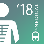 Complete Anatomy 2018 for Android icon