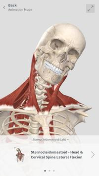 Complete Anatomy 2018 for Android screenshot 1