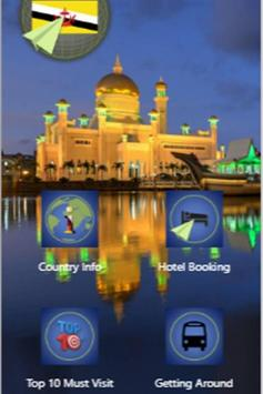 Brunei Hotel Booking – Travel Deals poster
