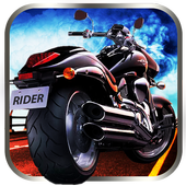 Highway Stunt Bike Riders icon