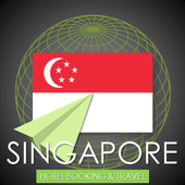 Singapore Hotel Booking – Travel Deals icon