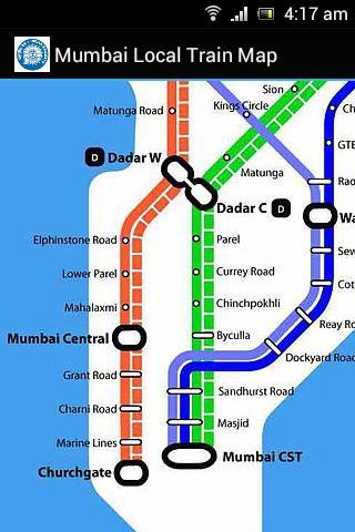 Mumbai Local Train Map Download Mumbai Local Train Map for Android   APK Download