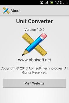 Unit Converter Gold screenshot 5
