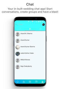 Our wedding app para android apk baixar our wedding app imagem de tela 3 junglespirit Choice Image