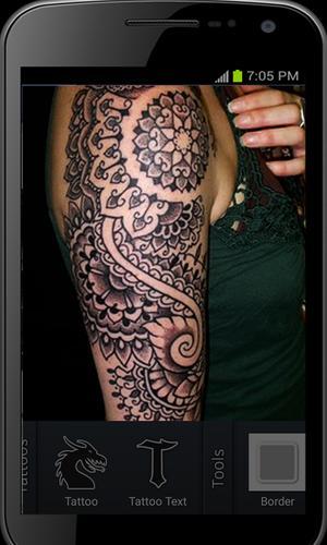Niesamowity Aparat Fotograficzny Tatuaże Tatuaż For