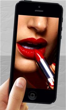 Real Mobile Mirror app - Makeup Yourself HD View screenshot 6