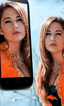 Real Mobile Mirror app - Makeup Yourself HD View screenshot 18