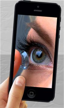 Real Mobile Mirror app - Makeup Yourself HD View screenshot 1