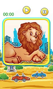 Nick at Zootop Puzzle apk screenshot