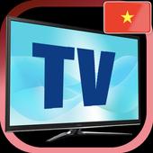Vietnam TV sat info icon