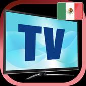Mexico TV sat info icon