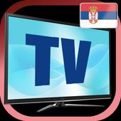 Serbia TV sat info icon