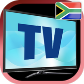 South Africa TV sat info icon