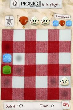 Picnic Partout le jeu ! apk screenshot