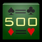 Five Hundred US Beta icon