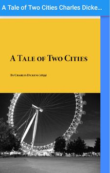 A Tale of Two Cities C Dickens poster