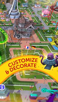 RollerCoaster Tycoon Touch screenshot 2