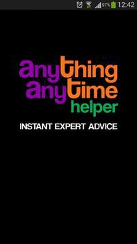 ATAT Helper poster