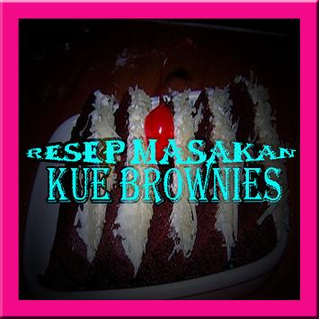 Resep Kue Brownies Lengkap screenshot 1