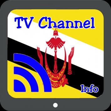 TV Brunei Info Channel poster