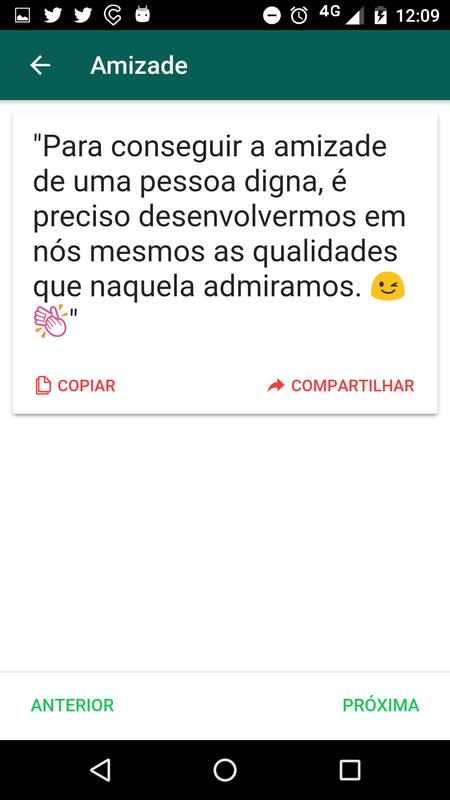 Status E Frases Para O Zap Zap For Android Apk Download