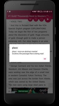 VOA Special English screenshot 3