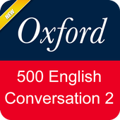 500 English Conversations 2 icon