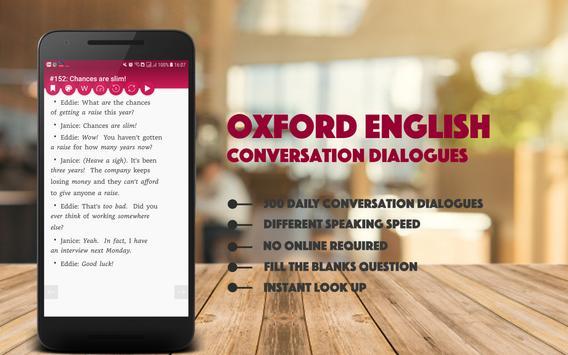 500 English Conversations 2 apk screenshot