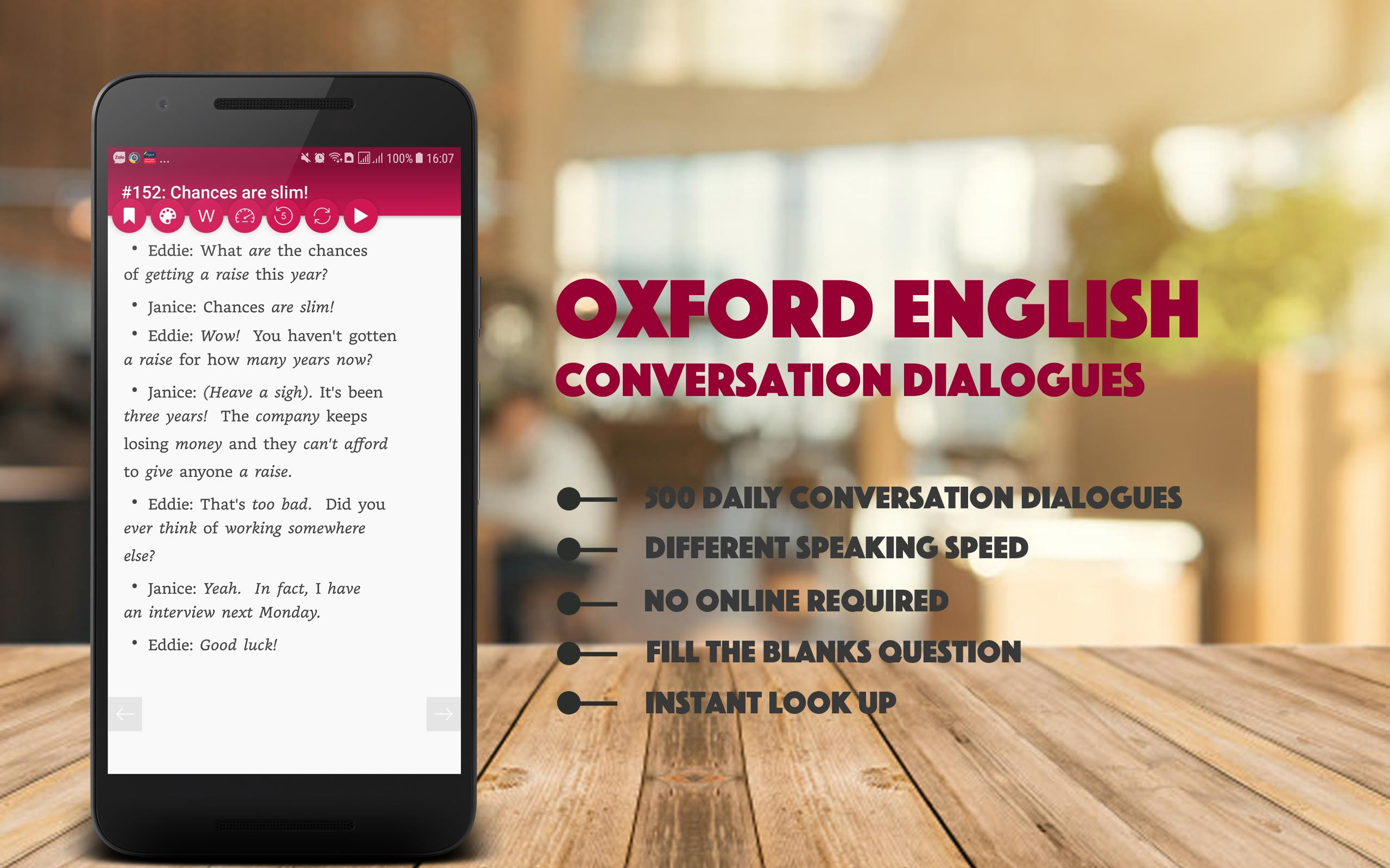 500 English Conversations 3 for Android - APK Download
