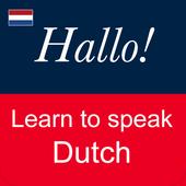 Speaking Dutch icon
