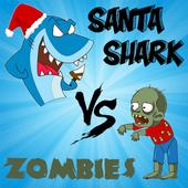 SantaShark vs. Zombies icon