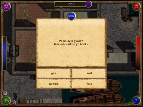 Cwest Breuddwyd Myrddin Ail Iaith screenshot 2